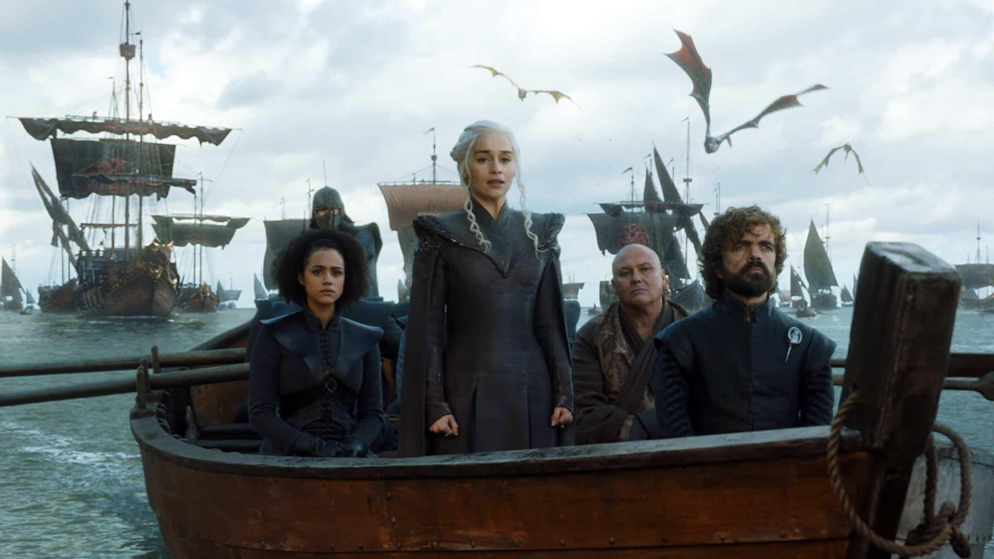Game of Thrones: Season 7 Episode 1 – Dragonstone