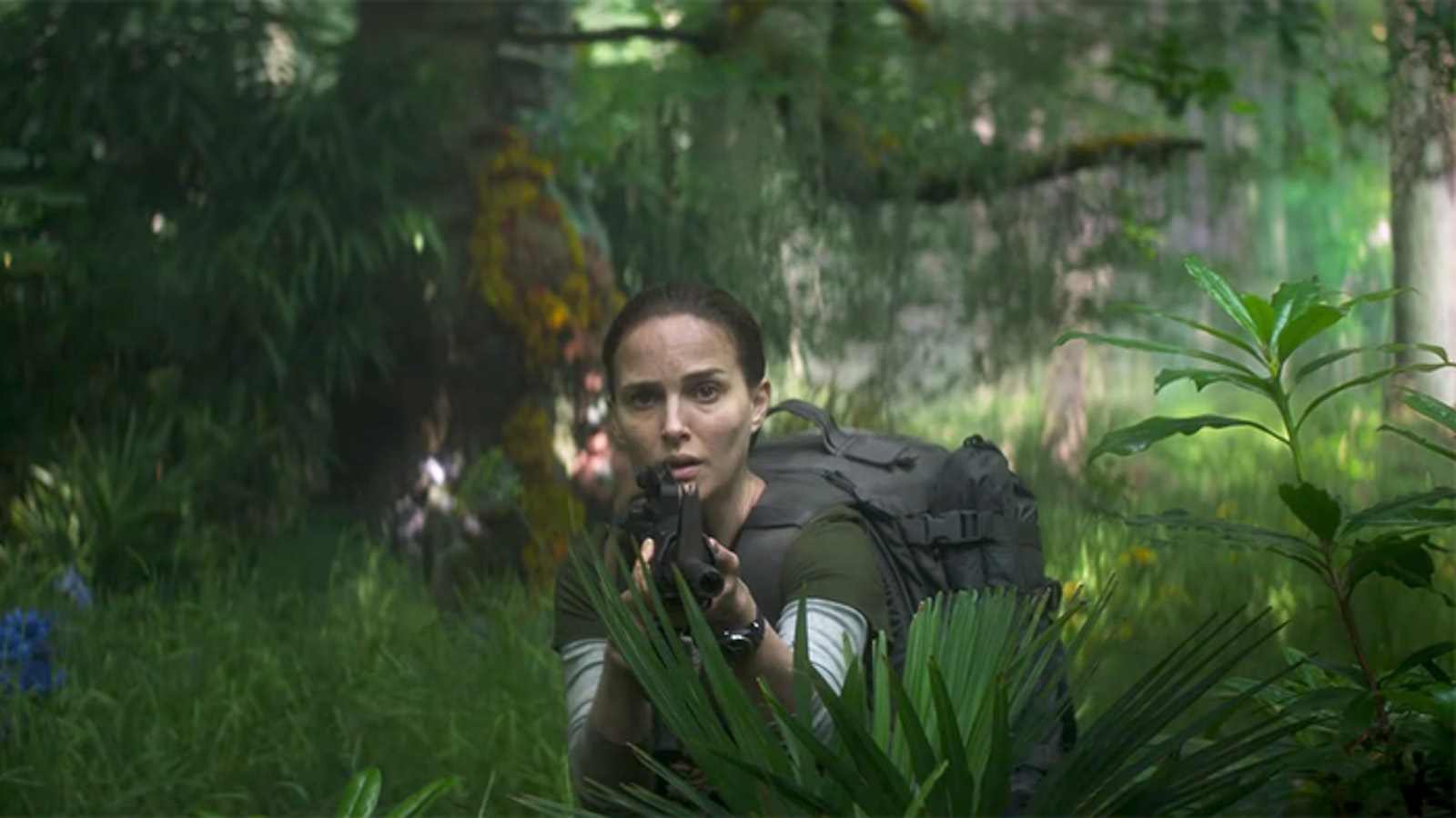 Annihilation & the garden